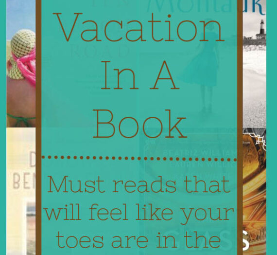Beach Vacation in a Book
