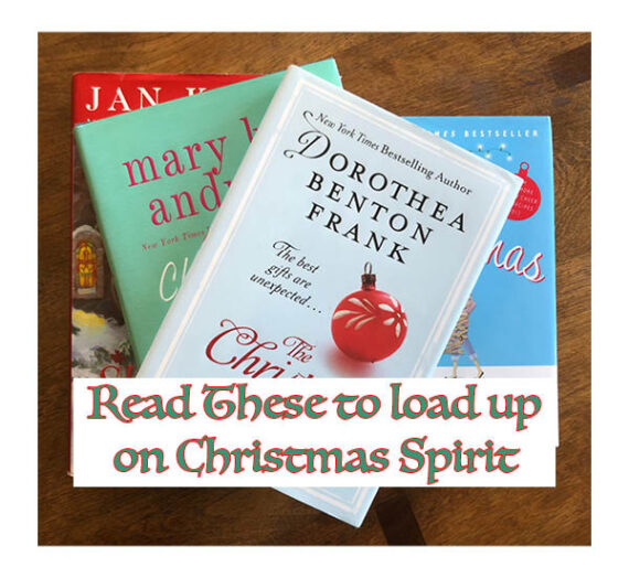 Need to load up on Christmas Spirit…Read These!